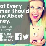 "Classes Nov 6 & 14 ""What Every Woman Should Know About Money"""
