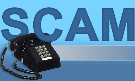 report it to authorities if you get this scam call