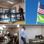 ACDI in Downtown Benton Hosts Business Leaders, Spawns Ping Pong Matchups