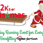 Inaugural Holiday Running Event Dec 2nd Features 12K, Relay, Reindeer Run & more