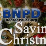 "Benton PD Launches ""Saving Christmas"" to Combat Holiday Crime"