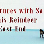 Pet the Reindeer and Get Pics with Them and Santa in East End Dec 7th