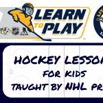 Sign Up Kids Now for Hockey Lessons by NHL Pros to Begin in January