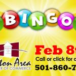 Benton Chamber Presents Bingo Night Thu Feb 8th