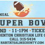 """Habitat's Annual """"Souper Bowl"""" Competition is Feb 2nd"""