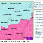 Tuesday Forecast: Freezing All Day