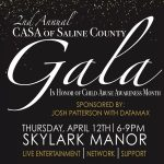 CASA to Host 2nd Annual Gala April 12 in Benton