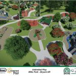 Bryant Parks Granted $250K for Inclusive Playground Upgrade