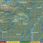 Flood Watch Issued for Saline County Until March 1st