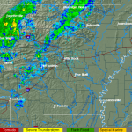 Flood Warning: Days of Rain Begins Tuesday, Saline River Expected to Achieve Flood Stage
