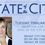 Bryant State of the City Address to Precede Council Meeting Feb 27th