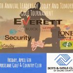 40th Annual Golf Tournament for BG Club Rescheduled (Again!) to May 11th