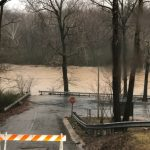Reader Photos Show Flood Waters of Saline River