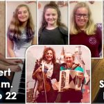 Public Invited to Free Concert in Benton Feb 22, Featuring Professional Accordionist, Violinist and Student Musicians