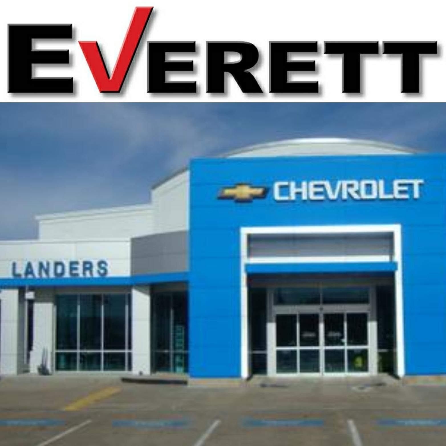 Everett Buying Landers Chevrolet