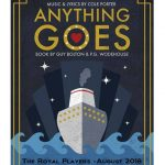 The Royal Players Will Audition for Roles in Anything Goes, April 14-15