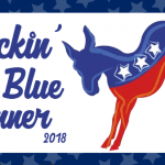 Saline County Democrats to Host Inaugural Kickin' Blue Dinner
