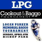 Logan Parker Memorial Baggo Tournament is April 8th in Bryant