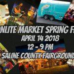 Moonlite Market Spring Fling Sale Coming to Fairgrounds April 14th