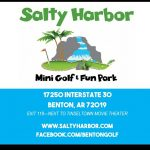 Salty Harbor is open during Spring Break for Mini Golf and more fun!