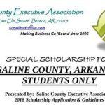 Executive Association Announces College Scholarship for 2018-19