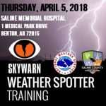 NWS to Host Storm Spotter Training in Benton, Apr 5th