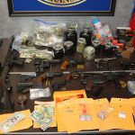 Benton PD Makes Big Drug and Gun Bust After Neighbors Call