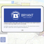 Bryant Schools Introduces Online Zone Map for New Attendance Borders