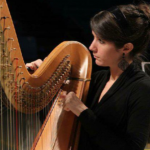 ASO Harpist to Perform in Benton April 19th