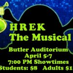 Benton High School to Present Shrek the Musical Jr. on April 5, 6 and 7