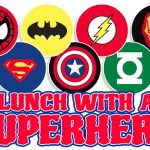 Have Lunch with a Superhero, Sat May 5th in Downtown Benton