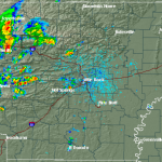 Showers Predicted Wednesday Night in Saline County
