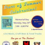 Main St. Station to Host Live Music, Craft Beer & Several Food Trucks May 28th