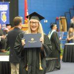Moore of Bryant Graduates SAU, Accepted to OSU Veterinary School