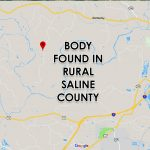 Sheriff's Office Reports Body Found in Rural Saline County