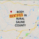 Sheriff's Office Identifies Body Found in Rural Saline County