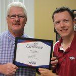 Saline County Clerk Doug Curtis Receives National Award forPublic Outreach