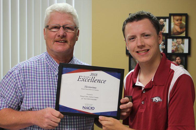 Saline County Clerk Doug Curtis Receives National Award ...