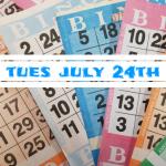 Play Bingo Tuesday Night in Benton to Benefit Local Charities