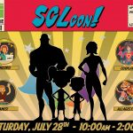 Library to Hold SCL Con on July 28th for Comic Lovers