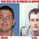 Two High Risk Sex Offenders Register New Addresses in Benton