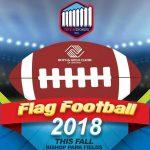 Bryant Club Taking Registrations for Flag Football