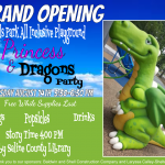 Bryant to Hold Grand Opening Party Aug 14th for New All-Inclusive Playground at Mills