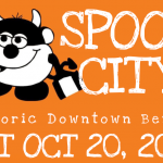 Spook City 2018 is on October 20th in Downtown Benton
