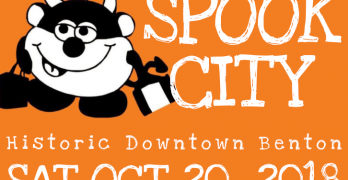 Downtown Benton to Become Spook City on Oct 20th