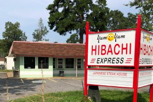 Hibachi Restaurant Set to Open Oct 3rd in South Bryant
