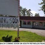 Hibachi Restaurant Coming Soon on South Reynolds