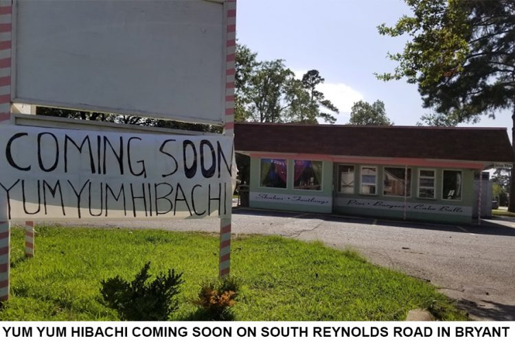 Yum Yum Earns the Name During Opening Week in South Bryant