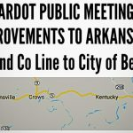 Give ArDOT Your Opinion Thursday on Revised Plans for Highway 5