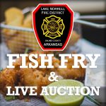 Lake Norrell FD to Host Fish Fry Fundraiser with Live Auction Sept 22